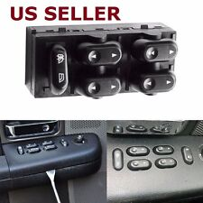Front Master Power Window Switch Driver Side Left For 2004-2008 Ford F-150 New
