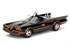 1966 Classic TV Series Batmobile™ (1/32, diecast model car, Black)