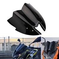 Motorcycle Windshield Fairing Windscreen For Kawasaki Z800 2013-2016 ^S