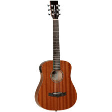 Tanglewood TW2 TXE MahoganyTravel Size Electro Acoustic Guitar with Gigbag