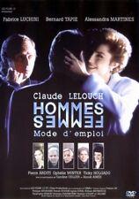 Hommes Femmes Mode d'Emploi (Fabrice Luchini, Bernard Tapie) - DVD