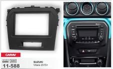 CARAV 11-588 2Din Marco Adaptador Kit de Instalacion Radio SUZUKI Vitara 2015+