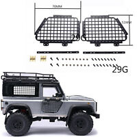 Metal Door Window Protector Guard for MN Land Rover Defender D90 RC Car Upgrade