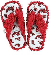 Lazy One Spa Slippers Lobsters Size Small Fits Shoe Size 4-6 - NEW