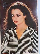 "19.5""x 13.5"" Photo Print Vintage Poster bollywood Actress Love Rekha J.B.Posters"