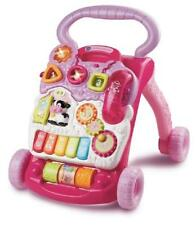 VTech First Steps Activity Baby Walker - Pink - 6+ Months NEW +FREE 24H DELIVERY