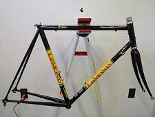 2000 Lemond Buenos Aires Reynolds 853 steel frame carbon fork 57cm