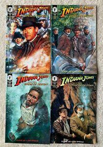 Dark Horse Comics Indiana Jones and the Spear of Destiny #1 - 4 (Complete)