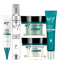 No7 Protect and Perfect Intense Advanced Day Night Cream Serum Eye cream *All*