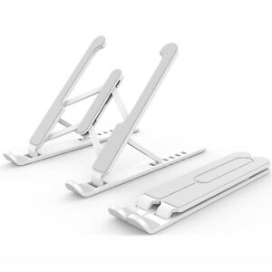Portable Laptop Stand Adjustable Base Support Notebook Stand For Macbook HP Dell