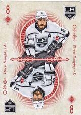 DREW DOUGHTY 2018-19 18-19 OPC O-PEE-CHEE PLAYING CARDS 8 DIAMONDS