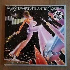 * ROD STEWART - ATLANTIC CROSSING - Orig 1975 UK LP *