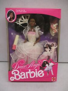 1989 Dance Magic Barbie African American