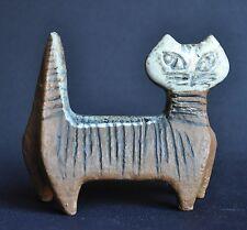 Lisa Larson Figurine Lilla Zoo Cat Katze Katt Gustavsberg Sweden Modern Pottery