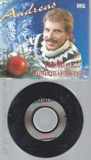 MAXI CD--ANDREAS UND MARC ALPINA -- - SINGLE -- DIE ROTE CHRISTBAUMKUGEL