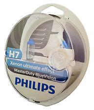 PHILIPS H7 24V 70W PX26d MasterDuty BlueVision Xenon-Effekt 2st. 13972MDBVS2