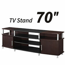 "Universal TV Stand 70"" Furniture Console Rack Multimedia Center Media Storage"