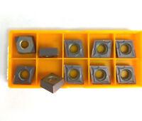 10Pcs CCMT120408 VP15TF / CCMT432 VP15TF  Inserts Carbide Insert lathe tools