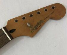 2019 Fender Squier Stratocaster Neck 60s Classic Vibe Indian Laurel Vintage Tint