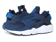 Nike Air Huarache Men's Shoe, Size 10, Midnight Navy/ Obsidian, 318429-444