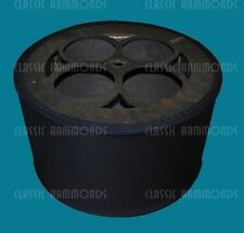 """Leslie Speaker Rotor Cover / 17"""" Drum Scrim *Classic Hammonds* BEST VALUE ITEM"""