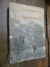 Le Ruwenzori et les hautes Cimes de l'Afrique centrale / Louis-Amédée de Savoie