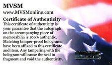 JOSHUA MALINA SIGNED BIG BANG THEORY / SCANDAL 8x10 PHOTO  ~MVSM COA