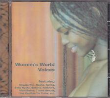 WOMEN'S WORLD VOICE - CD various artists