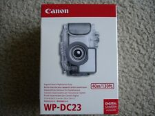 Brand New Canon WP-DC23 Waterproof Housing for SD770 Camera