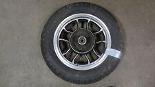 1983 Honda Shadow VT750 VT 750 H774. rear wheel rim 15in