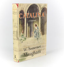 W. Somerset Maugham 'Catalina' Wm. Heinemann Ltd 1948. 1st Edition Signed, DJ