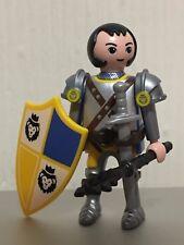 PLAYMOBIL MEDIEVAL SUPER 4 Caballero Chevalier Knight Cavaliere SIR GARETH