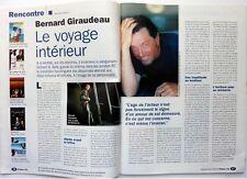 Mag 2005: BERNARD GIRAUDEAU_MICHEL BOUJENAH_BERNARD LAVILLIERS