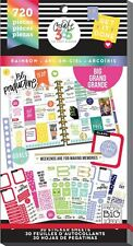 Create 365 The Happy Planner mamBi Value Pack Stickers RAINBOW BIG PPSV-12