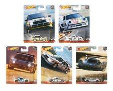 Hot Wheels 2020 Car Culture Thrill Climbers Set of 5 1/64 Diecast Car FPY86-956R