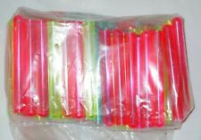 NEW 100 PLASTIC BAR / PARTY SHOT TUBES BY BAR CONIC PRODUCTS