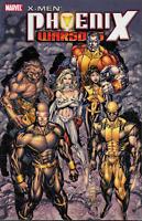 Uncanny X-Men: Phoenix Warsong by Greg Pak & Top Cow Artists 2008 TPB Marvel OOP
