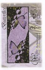 Butterflies Table Runner Butterfly Wildfire Designs Alaska Quilt Pattern
