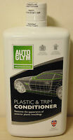 Auto Glym Plastic & Trim Conditioner 1L for Car Care VW Skoda Nissan Toyota Audi