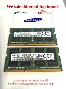 16GB Memory RAM for Lenovo ThinkPad E440 Notebook (2X8GB)