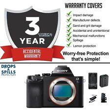 New Sony a7S Wi-Fi Mirrorless DSLR Camera Body w/ 3 Year Accidental Warranty