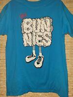 Air Jordan 6 Retro Hare Mad Bunnies Nike Short Sleeve T-Shirt Men's size L Large