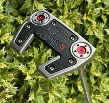 "RH Titleist Scotty Cameron Golf Futura X5 Dual Balance Mallet 38"" Putter *RG*"