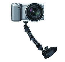 Car Camera Camcorder Mount Suction Suction Mount Photo Tripod Disc Infuu 043