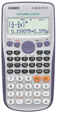 NEW Casio FX-100AU Plus Scientific Calculator - NEW MODEL