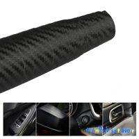 Auto Car 3D Carbon Fiber Matte Vinyl Film Wrap Sticker Cover Decal Universal