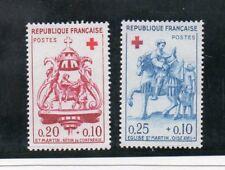 Francia Cruz Roja Serie del año 1960 (DQ-906)