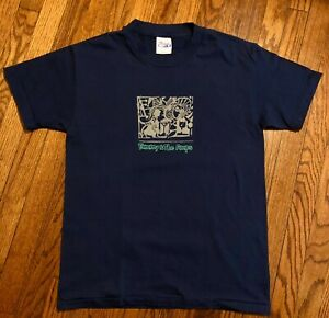 1995 Tammy&the AMPS breeders T-Shirt vtg sonic youth nirvana rock grunge 90s L