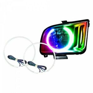 For Ford Mustang 2005-2009  ColorSHIFT Halo Kit Oracle