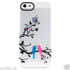 Uncommon Case/Cover Forever Birds Love Deflector Thin Hard Shell iPhone 5/5s/SE